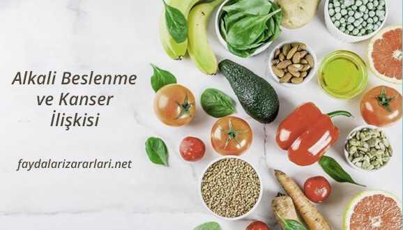 Alkali Beslenme ve Kanser