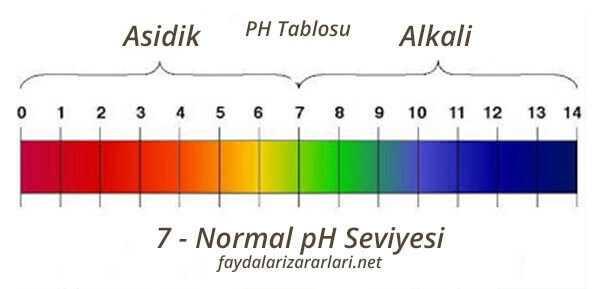 pH Seviyesi