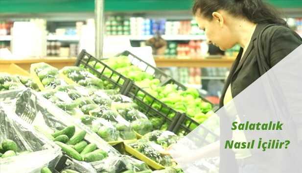 Salatalık Nasıl Seçilir?