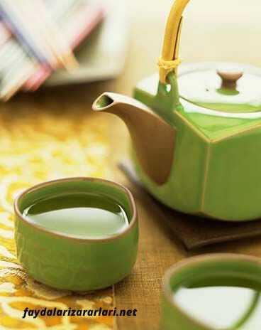 Yeşil Çay Kafein