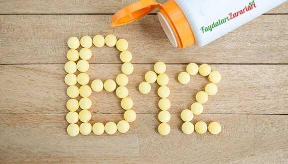 B12 Vitamin Eksikliği Nedenleri?