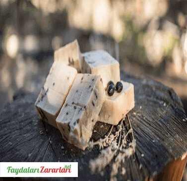 Odun Küllü Doğal Sabun